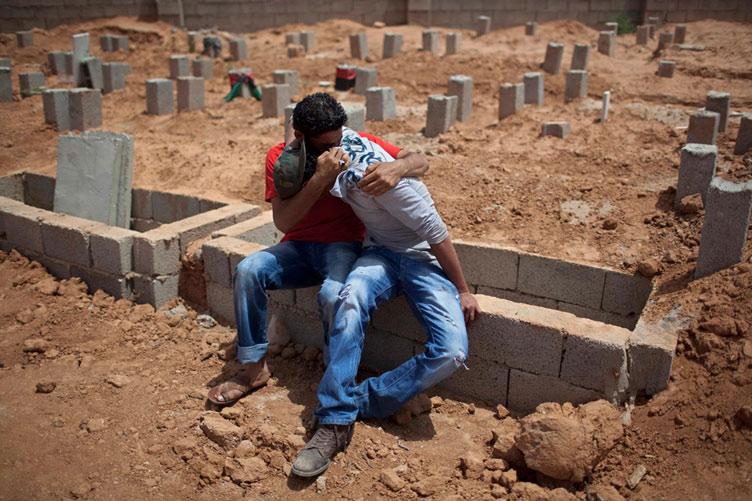 Ливия как государство может исчезнуть