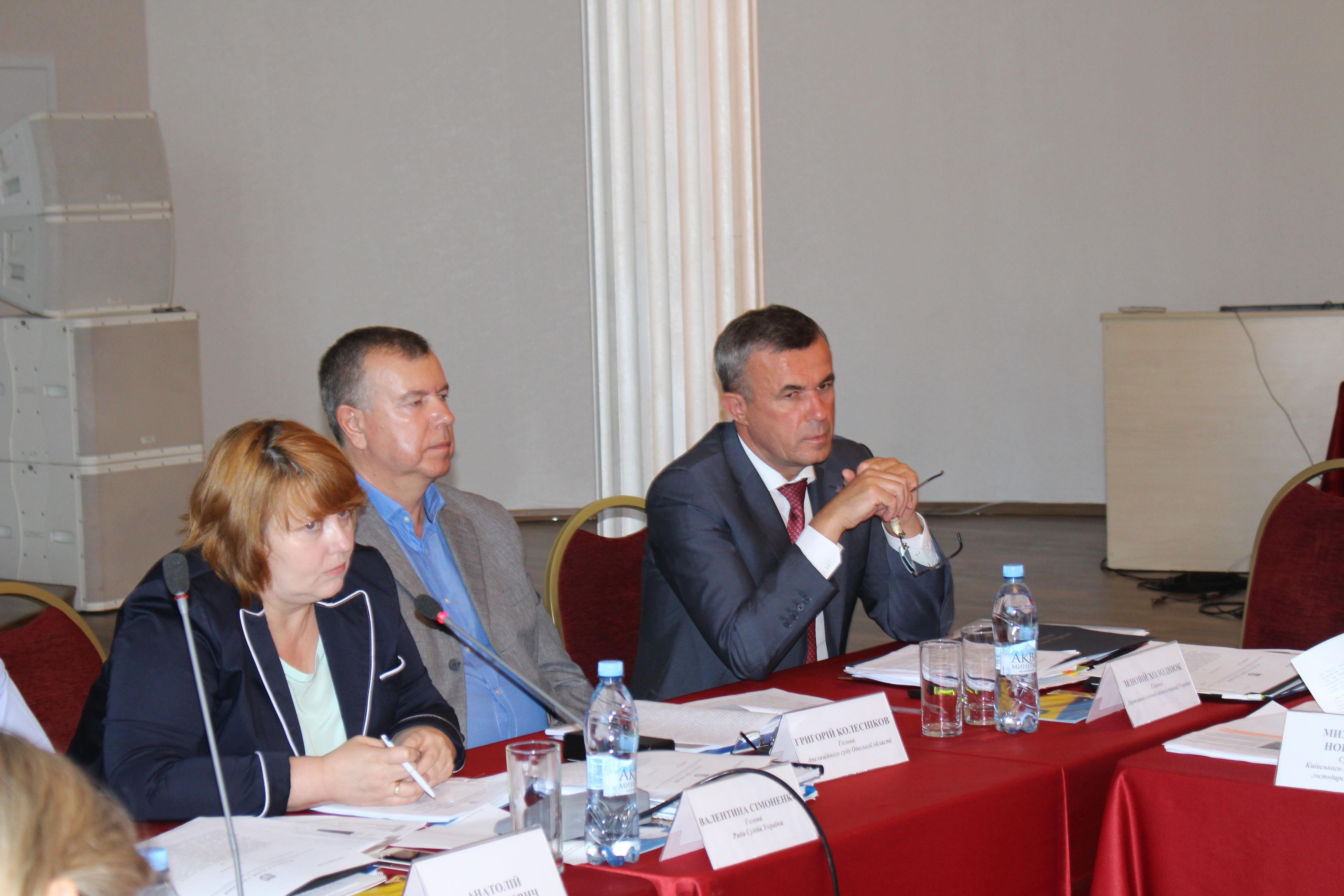 Закон О Судоустройстве Украины