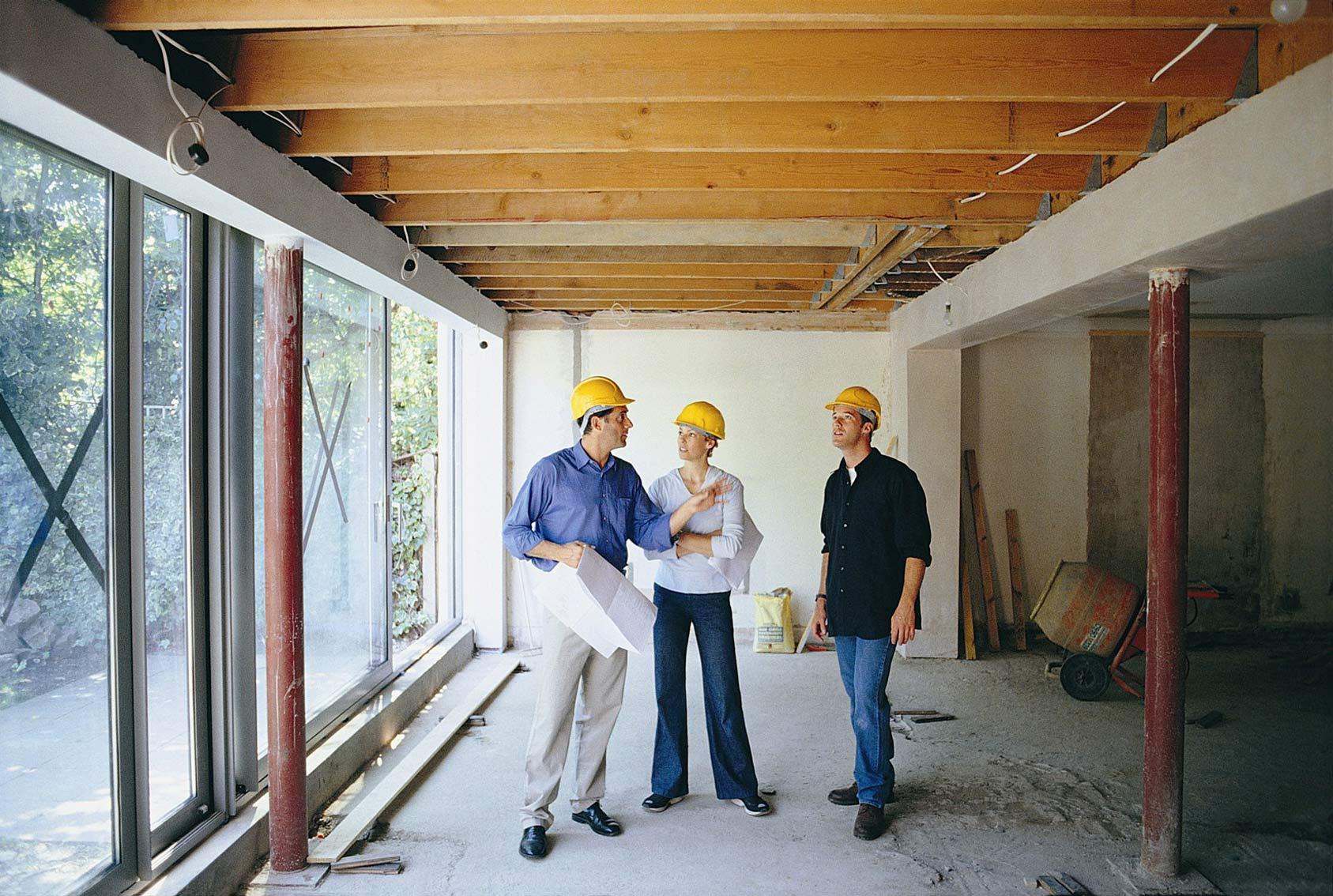 Преимущества сотрудничества во время ремонта квартиры со специализированной компанией