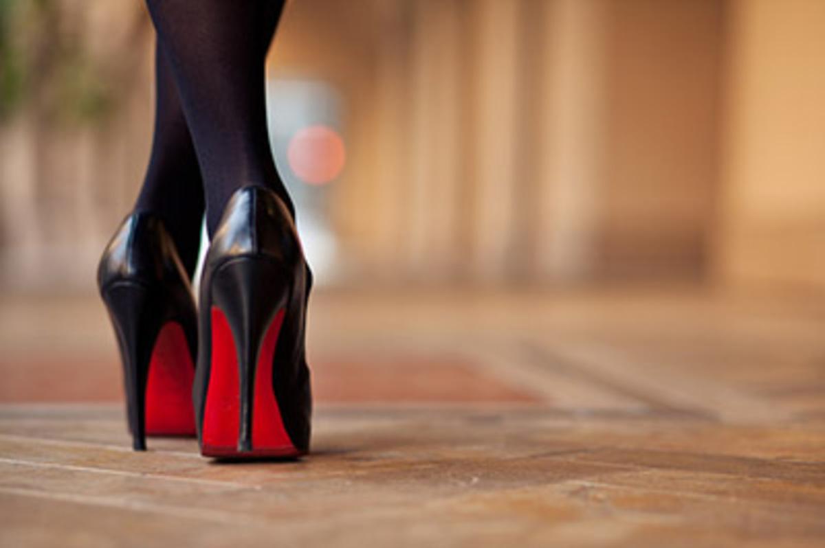 фото жен на каблуках разговаривать пробовала