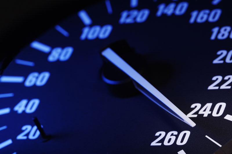 В Німеччині водій отримав штраф за швидкість в 15 км/год