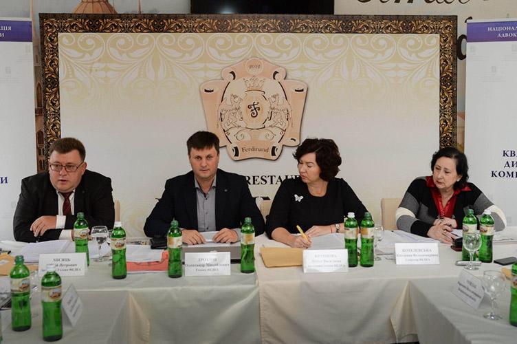 Під час засідання у Мукачевому ВКДКА розглянула п'ять скарг, що стосувалися складання кваліфіспиту, три з яких задоволено.