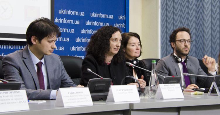 Прийняття законопроекту 9055 є неприпустимим - Олексія Фазекоша почули в Європі