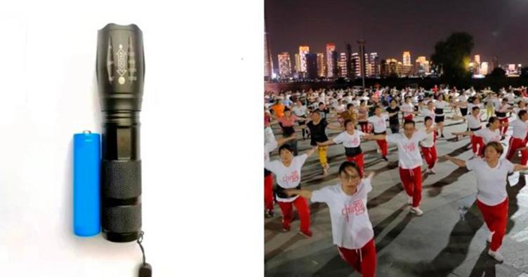Китайці винайшли пристрій, який не дає бабусям танцювати