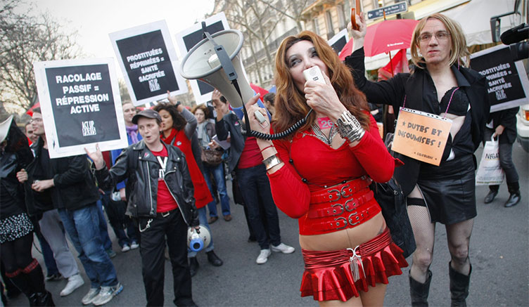Проституток во франции заказать индивидуалку в Тюмени ул Пригородная